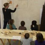 atelier des vacances - préhistoire 200415 016