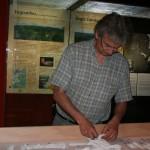 départ Régourdou expo neandertal à la loupe 0616 079
