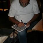 départ Régourdou expo neandertal à la loupe 0616 080