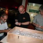 départ Régourdou expo neandertal à la loupe 0616 083