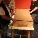 départ Régourdou expo neandertal à la loupe 0616 089