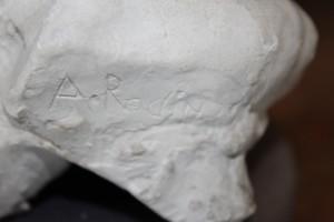 signature authentique d'Auguste Rodin