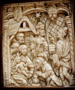 L'adoration des rois mages