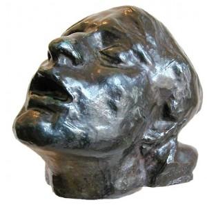 Jeanne D'arc au Musée Rodin