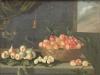 Nature morte aux abricots, XVIe, Dorival