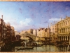 Le grand canal, XVIIIe, Canaletto