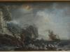 La tempête, XVIIIe, Manglard