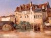 2.2.3.44 Les maisons du bord de l'Isle, 1835, Coignet