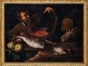 Le marchande de poissons,  XVIe, Recco, MNR