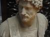 buste d'un empereur romain, XVIe