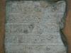 inscription du XIIe et XIIIe siècle