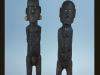 sculpture féminine des Iles Salomon